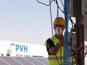 El Instituto de Energía Solar de la UPM y PVH investigan cómo mejorar las células bifacilaes