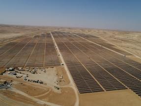 La multinacional navarra STI Norland coloca 700 seguidores en tres megaparques solares de Egipto