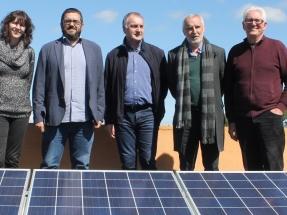 El Gobierno de Baleares ya tiene más de un megavatio de instalaciones de autoconsumo solar
