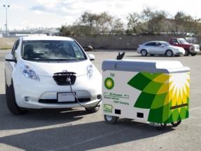 La petrolera BP desembarca en el sector de la electromovilidad