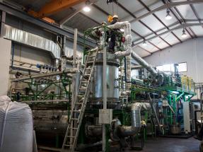 El CDTI invierte 4,5 millones de euros en Greene Waste to Energy