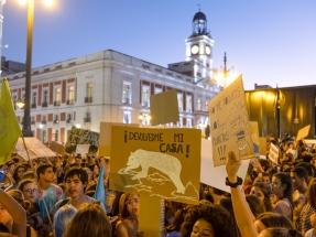 Greenpeace, Ecologistas en Acción y Oxfam Intermón apelan a la ciudadanía para que se sume al litigio climático contra el Gobierno de España