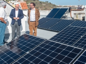 Gran Canaria quiere convertirse en la isla del autoconsumo