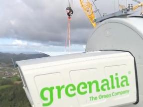 Los 200 megavatios eólicos que instalará Greenalia en Galicia mantendrán 20 puestos de trabajo fijos