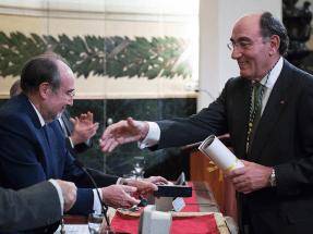El presidente de Iberdrola alerta sobre la amenaza del cambio climático