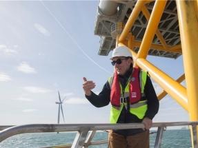 Iberdrola entra en Japón de la mano de Macquarie y por la puerta de la eólica marina