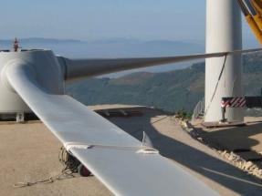 Galicia ha instalado en 2019 más potencia eólica que en los diez años precedentes juntos