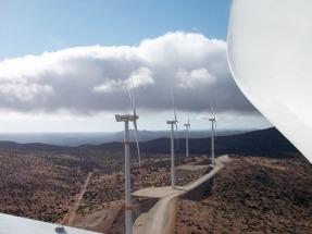 Iberdrola contrata a Gamesa para que instale 134 aerogeneradores G114 en dos de sus parques mexicanos
