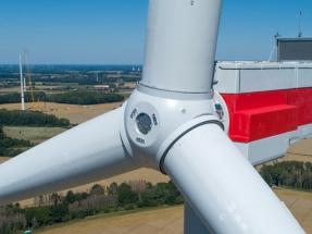 El aerogenerador más potente de España se erigirá en Cuenca y encaja palas de dos piezas