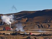 Alianza internacional para quintuplicar la geotérmica