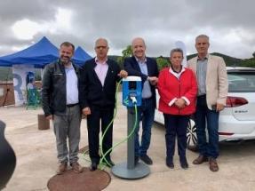 Canarias aprueba ayudas por valor de 450.000 euros para promover la implantación del vehículo eléctrico