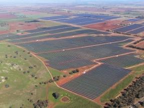 GRS energiza la planta solar australiana de Goonumbla