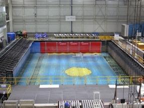 """Cumple cinco años """"el gran tanque de ingeniería marítima de Cantabria"""""""