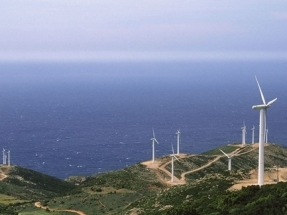 Iberdrola elige aerogeneradores Vestas para el parque eólico que se ha adjudicado en Grecia