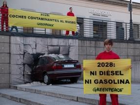 """La retirada del impuesto al diésel de los Presupuestos Generales del Estado """"condena al tejido industrial vasco"""""""