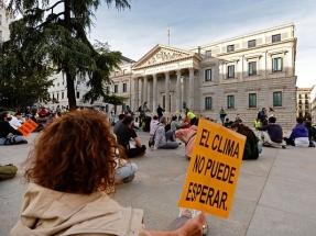 Greenpeace le pone un insuficiente a la Ley de Cambio Climático