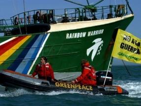 "Greenpeace critica duramente el verde ""militar"" de los PGE"