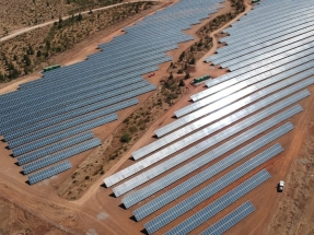 La coreana Daelim adquiere doce parques fotovoltaicos que la española Grenergy va a construir en Chile