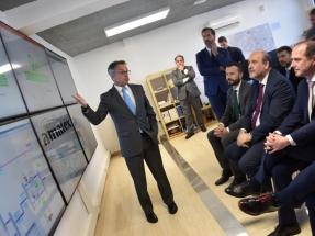 El Gobierno de Castilla-La Mancha apoya de forma decidida la red de calor de Guadalajara