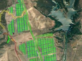 El Gobierno autoriza la instalación en Sevilla de un megaparque solar fotovoltaico de 110 megavatios