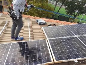 La iniciativa de inserción Haz Solar inaugura su primera instalación solar para autoconsumo