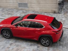 Los españoles compran dos Lexus híbridos autorrecargables... cada día