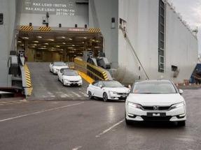 Honda desembarca en Europa su primer Clarity Fuel Cell