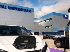 Endesa X instala 16 cargadores para coche eléctrico en 4 centros de HM Hospitales