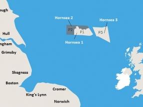 BBVA y Santander entran por la puerta de Siemens Gamesa en el mayor parque eólico marino del mundo