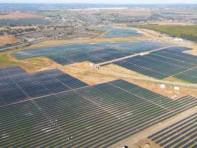 GES instala 131 megavatios solares fotovoltaicos en Cáceres
