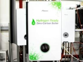 Bosch anuncia las soluciones de hidrógeno que vienen: caldera doméstica, para producción de calefacción y de agua caliente