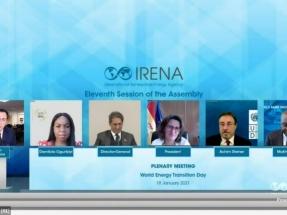 Ribera repasa los hitos clave de su política energética ante la Agencia Internacional de las Energías Renovables