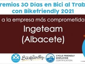 Ingeteam, Premio 30 días en Bici al Trabajo