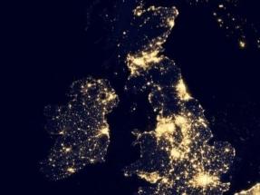 El viento produce el 96% de la demanda eléctrica en Irlanda