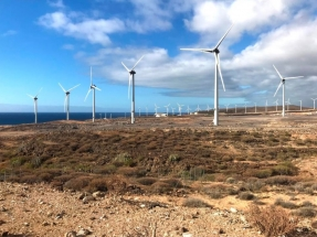 ITER Canarias: los parques eólicos de Areté, Roca y Arico cumplen sus seis primeros meses de operación