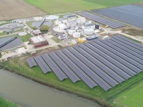 IBC Solar ha entregado ya más de 6 megavatios FV para autoconsumo a la entidad que gestiona las aguas holandesas