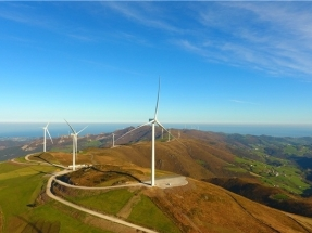 Conectados tres de los cuatro parques eólicos asturianos de Iberdrola