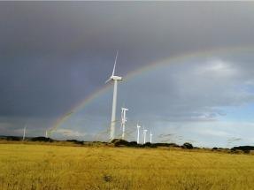 El parque eólico de Iberdrola La Plana III cumple 20 años de funcionamiento