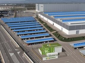 Porcelanosa lidera la apuesta por inyectar energía solo renovable a sus procesos de producción