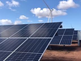 Iberdrola elige Australia para poner en marcha su primera instalación híbrida eólica solar