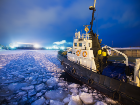 Las baterías de Saft seguirán ayudando a romper el hielo en el Mar de Azov