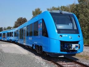 Los trenes de hidrógeno de Alstom llegarán a Holanda en 2020