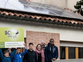 Som Energia convoca un concurso de ingenierías para instalar 50 cubiertas solares para autoconsumo en Aragón
