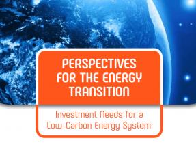 Invertir en renovables y eficiencia energética haría crecer un 0,8% el PIB mundial