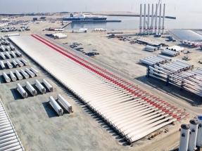 El desarrollo eólico marino de Europa pasa por la inversión de 6.500 millones de euros en los puertos de la UE