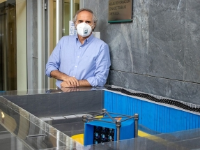 El doctor Íñigo Losada, premio a la trayectoria de la Asociación Internacional de Investigación en Hidráulica Ambiental