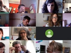 ConBici reúne a parlamentarios españoles para transmitirles que la bicicleta es clave en la lucha contra la crisis sanitaria