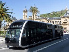 La vasca Irizar triunfa con sus autobuses eléctricos en Centroeuropa