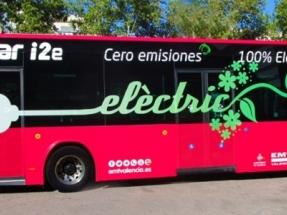 La Comunitat Valenciana se marca como objetivo los 260.000 vehículos eléctricos en 2030
