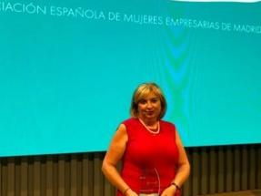 Isabel López Ferrer, elegida Mujer Empresaria del año 2018 Aseme